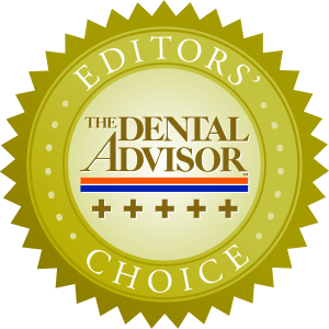 THE DENTAL ADVISOR AWARD